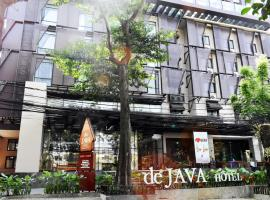 de JAVA Hotel Bandung, hotel near Husein Sastranegara Airport - BDO, Bandung