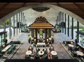 Sindhorn Kempinski Hotel Bangkok, hotel near SEA LIFE Bangkok Ocean World, Bangkok