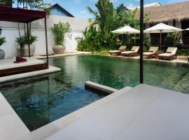 Hotel Villa Josephine, hotel in Siem Reap