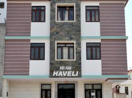 Hotel DRS 8586 Haveli, hotel near Jaipur International Airport - JAI, Jaipur