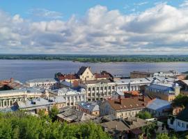 Art Apartment Troitskaya, апартаменты/квартира в Нижнем Новгороде