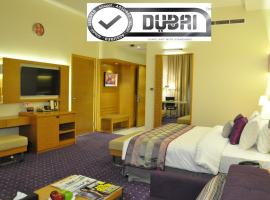 Fortune Park Hotel, hotel near Al Maktoum International Airport - DWC, Dubai