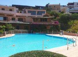 Porto Cervo Cozy apartment with terrace and shared pool, apartment in Porto Cervo
