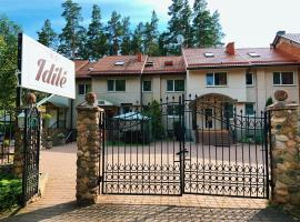 Idilė Bed & Breakfast - Visaginas, golf hotel in Visaginas