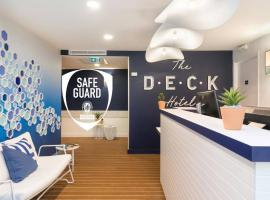 The Deck Hotel by Happyculture, hotel en Niza