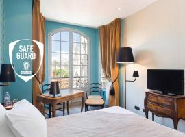 Hotel Le Grimaldi by Happyculture, hôtel à Nice