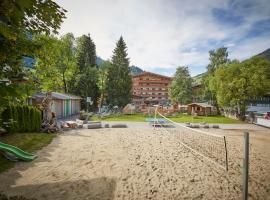 Hotel Glemmtalerhof, hotel v Saalbachu