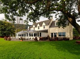The Lake Of Menteith Hotel, hotel in Aberfoyle