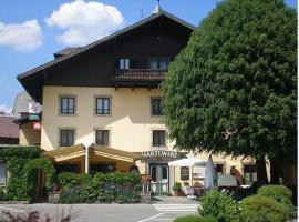 HartlWirt Gasthof-Hotel, hotel in Salzburg