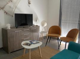 Les Amarres Aiguillon, apartment in Arcachon