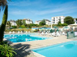 TLH Derwent Hotel (TLH Leisure Resort), hotel with jacuzzis in Torquay
