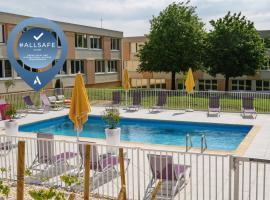 Novotel Dijon Route des Grands Crus, hotel en Dijon