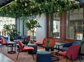 LUGANODANTE - We like you, hotel i Lugano