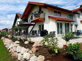 Oberland-Ferienwohnung, family hotel in Unterammergau