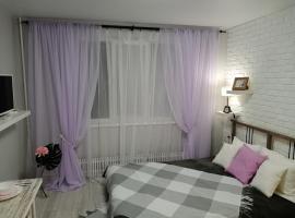 Мечта на Боровском, hotel in Lukino