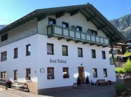Gästehaus Baldauf, Pension in Berwang
