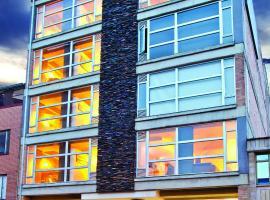 Apartamentos 5 Elementos, hotel en Bogotá