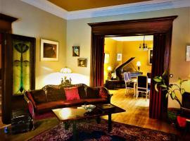 B&B La Marquise de Bassano, pet-friendly hotel in Quebec City