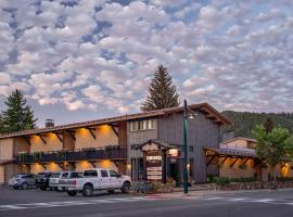 Tamarack Lodge, hotel in Ketchum
