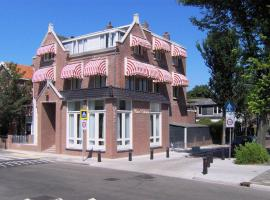 Hotel Mare Liberum, family hotel in Egmond aan Zee