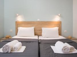 Paralia studios, hotel di Kavos