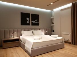 ArtNest Luxury Hotel & Suites, отель в Саранде