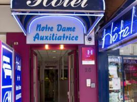 N.DAUXILIATRICE, hotel in Lourdes