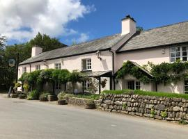 Castle Inn, inn in Lydford