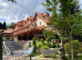 Hotel Fero Lux – hotel w pobliżu miejsca Wyciąg narciarski Białasówka w Korbielowie