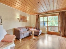 Comforable Apartment in Ruhpolding Germany with Alps View, Ferienwohnung in Ruhpolding
