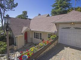 Carmel 4 Bedroom with Panoramic Pacific Views, vacation rental in Carmel