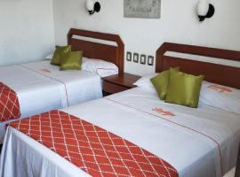 Hotel Candilejas Playa, hotel en Veracruz