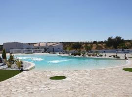 Olívale - Hotel Rural, hotel near Talavera La Real Airport - BJZ, Campo Maior