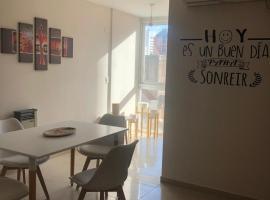 DEPARTAMENTO 4 PERSONAS - ZONA CENTRO, departamento en Córdoba