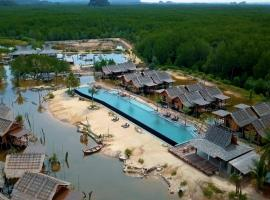 Venice Krabi Villa Resort, hotel near Gastropo Fossils The World Museum, Ao Nam Mao