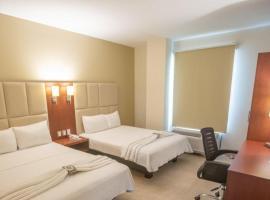 Hotel Av Inn, hotel en Mazatlán