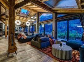 Chalet Rock and Roll, chalet i Chamonix-Mont-Blanc