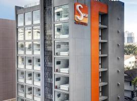 S Box Sukhumvit Hotel, hotel near Emporium Shopping Mall, Bangkok