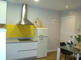 Lovelyhomesantander, apartment in Santander