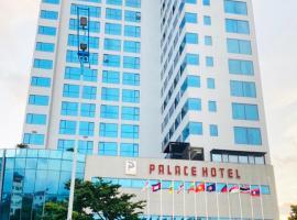 Halong Palace Hotel, hotel in Ha Long