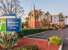 Holiday Inn Express Fremont - Milpitas Central, hotel in Fremont