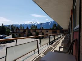 Alpine Inn & Suites, hotel in Revelstoke