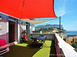 Cassis Le 180°, apartment in Cassis