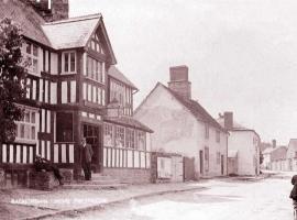The Radnorshire Arms Hotel, hotel in Presteigne