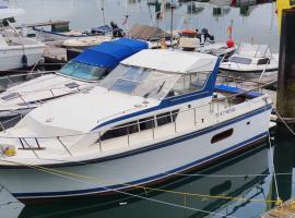 Experiencia en el mar Gijon C, boat in Gijón