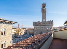 Relais Piazza Signoria, appartamento a Firenze