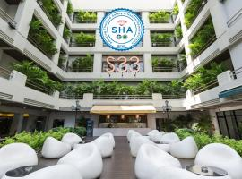 S33 Compact Sukhumvit Hotel, hotel near Royal City Avenue, Bangkok