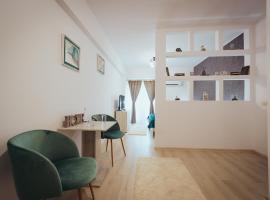 Homey Studio, apartment in Tulcea