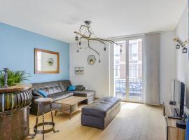 Les Docks - Appartement entièrement rénové - Le Havre, hotel in Le Havre