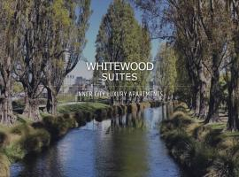 Whitewood Suites Inner City Luxury Apartments, hotel near Christchurch Art Gallery, Christchurch